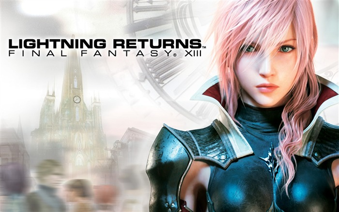 LIGHTNING RETURNS FINAL FANTASY XIII HD Wallpaper Views:19451