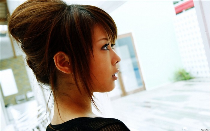 красивые женские лица азиаток фото