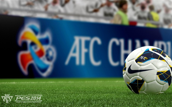 Pro Evolution Soccer PES 2014 Game Desktop Wallpaper Views:13680