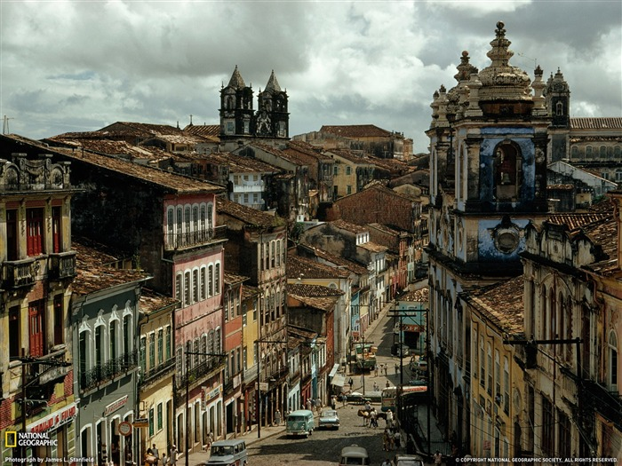 Salvador Brazil-National Geographic photo wallpaper Views:4518 Date:8/21/2013 9:18:38 AM