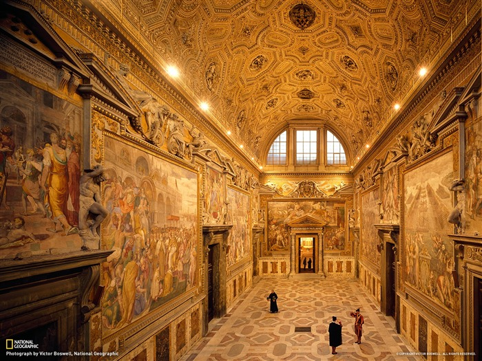 Vatican City-National Geographic photo wallpaper Views:8663 Date:8/21/2013 9:20:52 AM