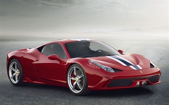 2013 Ferrari 458 Italia Speciale Car HD Wallpaper Views:9535