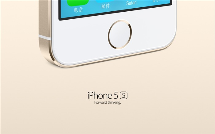 Apple iOS 7 iPhone 5S HD Desktop Wallpaper 12 Views:7668