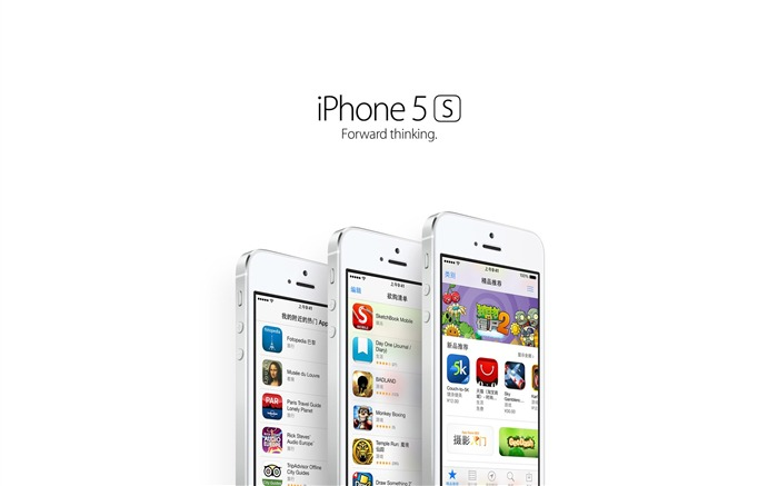 Apple iOS 7 iPhone 5S HD Desktop Wallpaper 14 Views:9534 Date:9/25/2013 1:21:42 AM