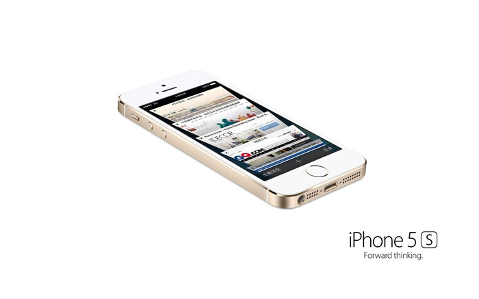 Apple iOS 7 iPhone 5S HD Desktop Wallpaper 16 Views:2098
