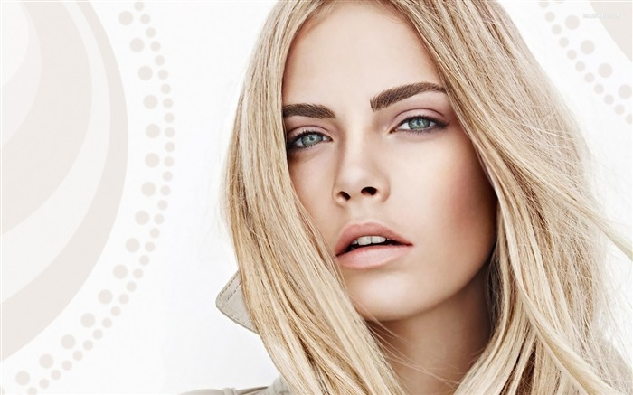 Cara Delevingne beauty model photo wallpaper Views:23551