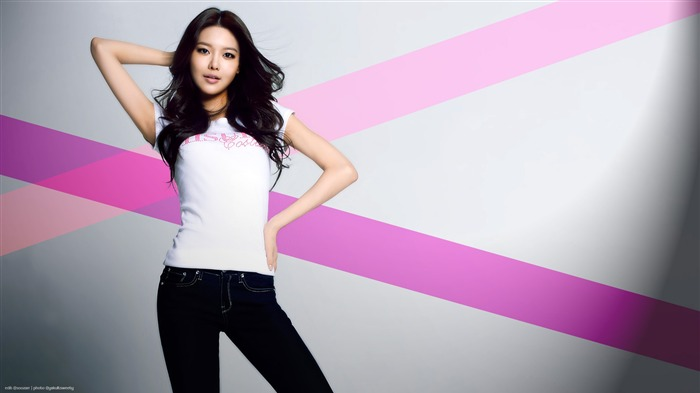 Choi Soo Young Korean beauty photo wallpaper 01 Views:7370