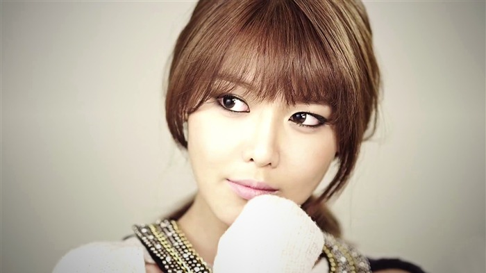 Choi Soo Young Korean beauty photo wallpaper 09 Views:7975