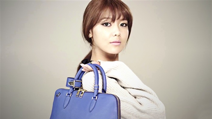 Choi Soo Young Korean beauty photo wallpaper 10 Views:3156