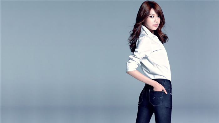 Choi Soo Young Korean beauty photo wallpaper 13 Views:8664
