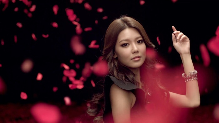 Choi Soo Young Korean beauty photo wallpaper 20 Views:2197