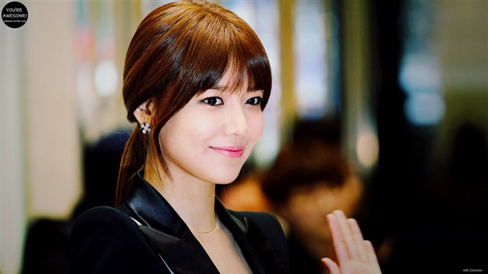 Choi Soo Young Korean beauty photo wallpaper Views:11866