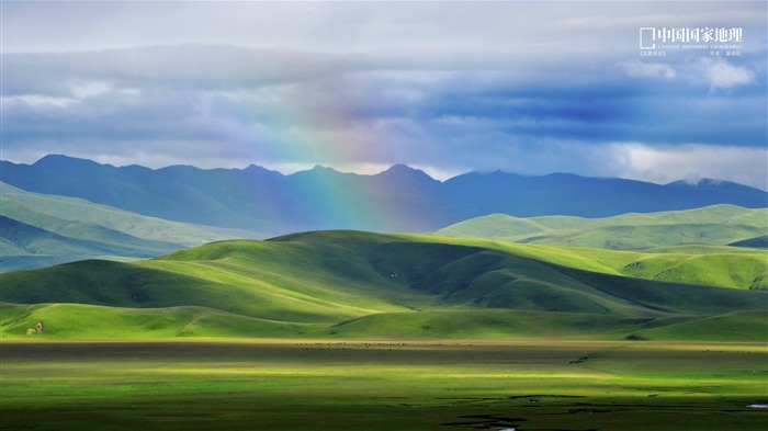Colorful sky-China National Geographic wallpaper Views:4465 Date:9/17/2013 11:03:25 PM