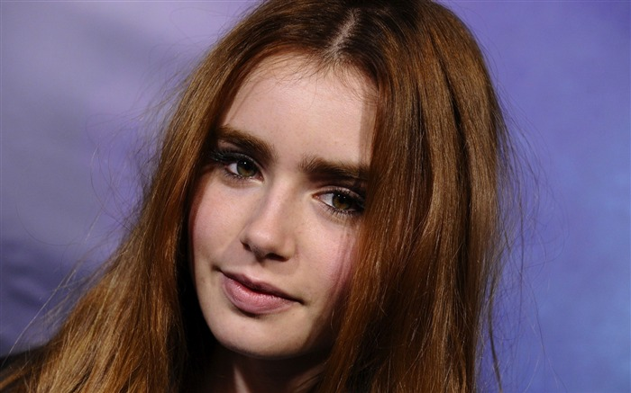 Lily Collins beauty photo HD wallpaper 05 Views:4734 Date:9/15/2013 12:54:19 PM