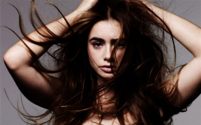 Lily Collins beauty photo HD wallpaper 06 Views:5298 Date:9/15/2013 12:54:42 PM