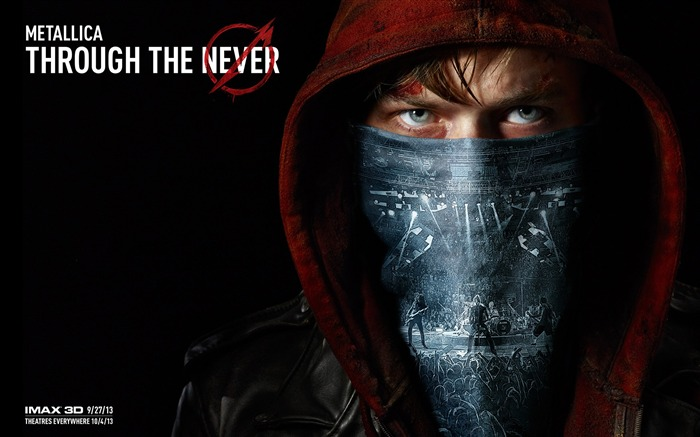 Metallica Through the Never Movie HD Wallpaper Views:17454