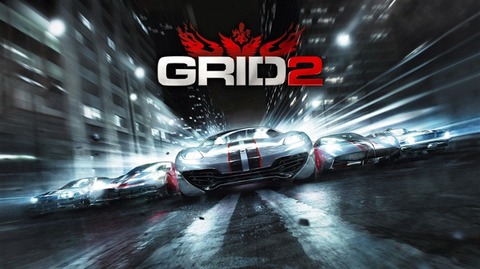 Race Driver GRID 2 Game Fondo de pantalla HD Vistas:7120