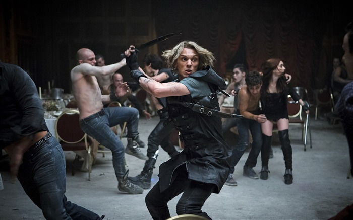 The Mortal Instruments City of Bones Movie HD Wallpaper 18 Views:4587 Date:9/21/2013 11:57:23 PM