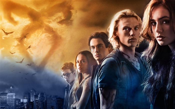 The Mortal Instruments City of Bones Movie HD - fondo de pantalla HD Vistas:14563