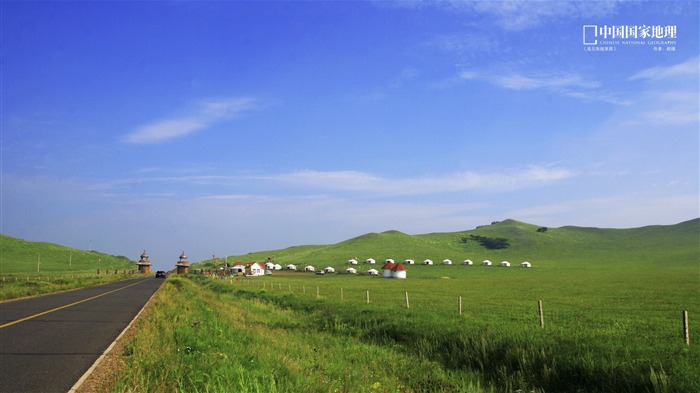 Ulan Buh grassland-China National Geographic wallpapers Views:3219 Date:9/17/2013 10:22:08 PM