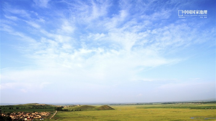 Zhang North Prairie-China National Geographic wallpaper Views:3752 Date:9/17/2013 10:28:41 PM