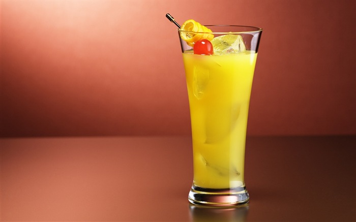 cocktail lemon slice olives-Food HD Wallpaper Views:5444