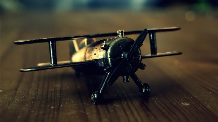 old airplane toy-Photography Life HD Wallpaper Views:4392