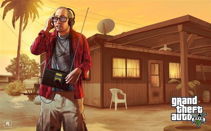 Free Download Grand Theft Auto <b>GTA 5 HD Wallpaper</b>   Cosas para ...