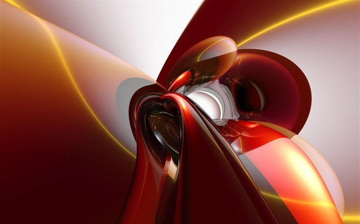 smooth light red orange-Design HD wallpaper Views:2839
