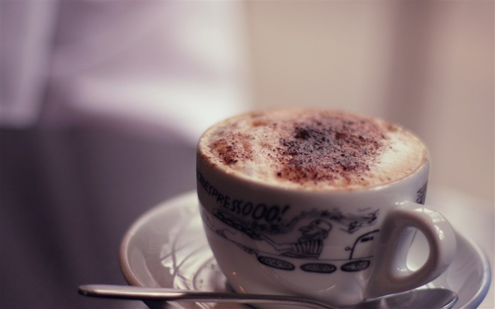 spirits coffee cocoa cappuccino-Food HD Wallpaper Views:4650