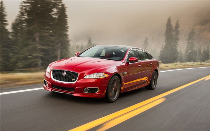 2014 Jaguar XJR Long Wheelbase Car HD Wallpaper 01 Views:2782