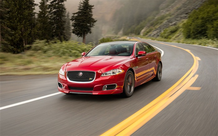 2014 Jaguar XJR Long Wheelbase Car HD Wallpaper 02 Views:3070