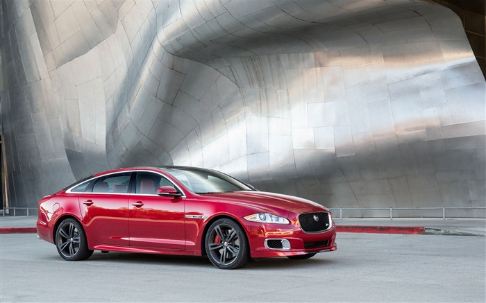 2014 Jaguar XJR Long Wheelbase Car HD Wallpaper 06 Views:3192