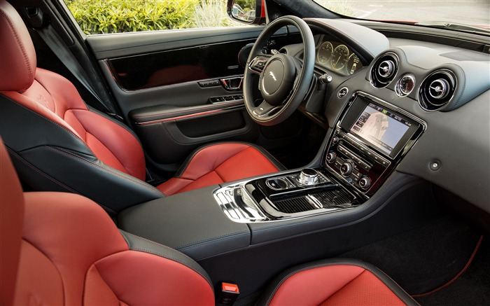 2014 Jaguar XJR Long Wheelbase Car HD Wallpaper 10 Views:2758
