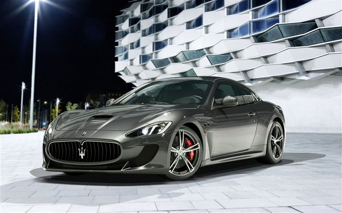 2014 Maserati GranTurismo MC Stradale HD Wallpaper Views:9403