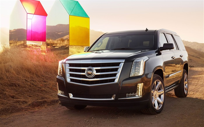 2015 Cadillac Escalade Car HD Wallpaper Views:7917