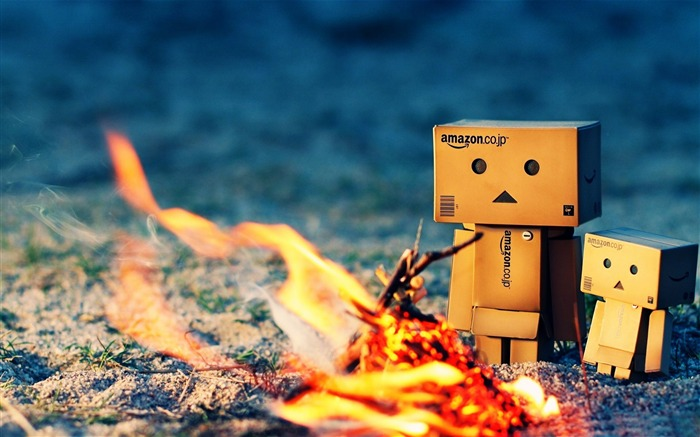 Fire Camp-Danbo Photography Wallpaper Views:3331