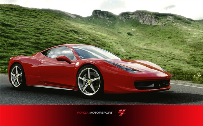 Forza Motorsport 4 Windows 7 Car Wallpapers 16 Views:1990