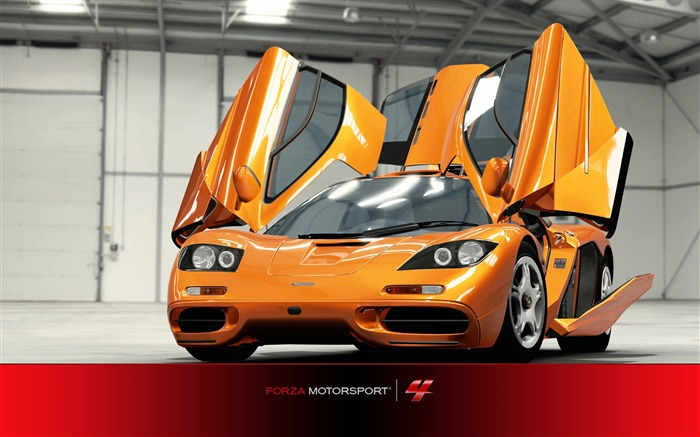 Forza Motorsport 4 Windows 7 Car Wallpapers Views:17271