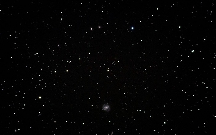 Galaxy M100 Wide Field Shot-Universe HD Wallpapers Views:3599