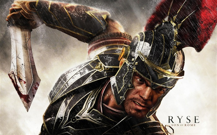 Ryse Son of Rome Game HD Wallpaper Views:8681