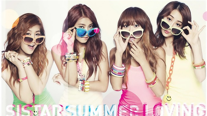 Sistar Korean girls singer photo wallpaper 01 Views:2932