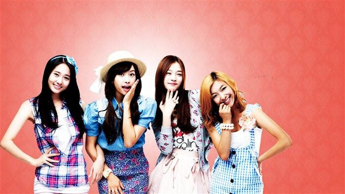 Sistar Korean girls singer photo wallpaper 10 Views:2466