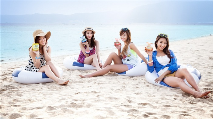 Sistar Korean girls singer photo wallpaper 11 Views:2580
