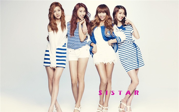 Sistar Korean girls singer photo wallpaper 17 Views:2513