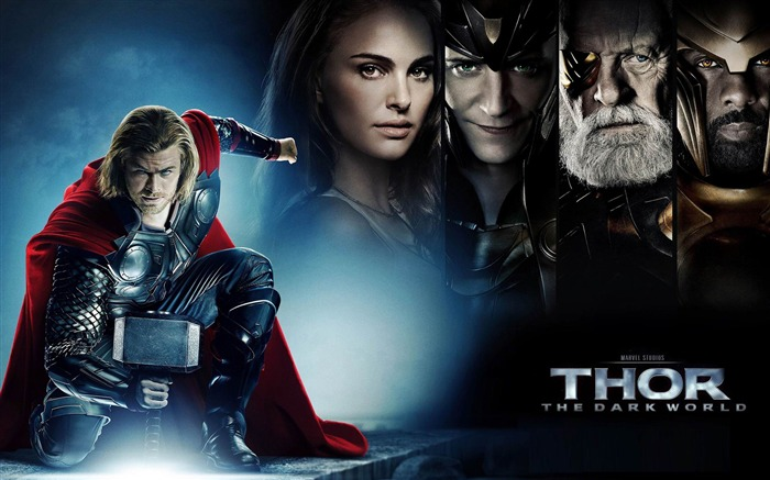 Thor The Dark World Movie HD Wallpaper Views:16497