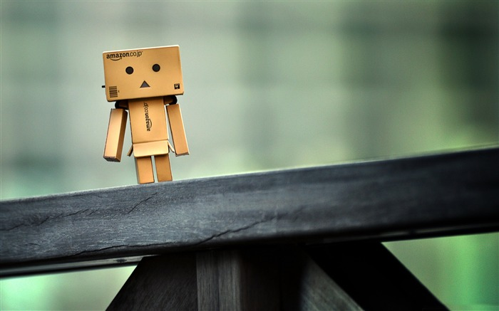 lonely life-Danbo Photography Wallpaper Views:3070