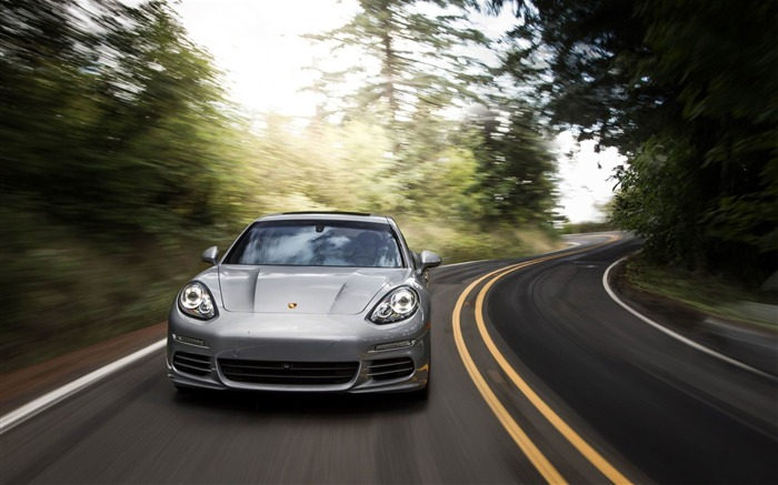 2014 Porsche Panamera 4S Car HD Wallpaper Views:7250