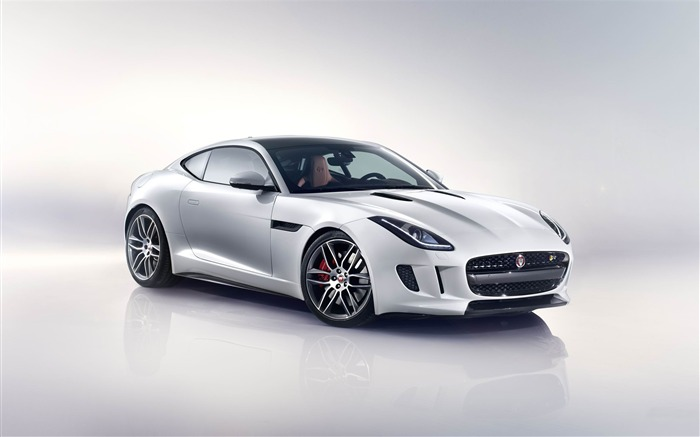 2015 Jaguar F-Type R Coupe Car HD Wallpaper Views:13966