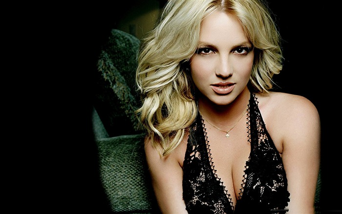 Britney Spears beauty photo HD desktop wallpaper Views:17989